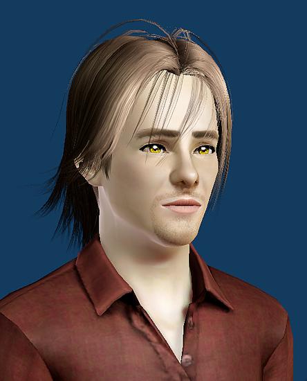 Edward Dalton Vampire